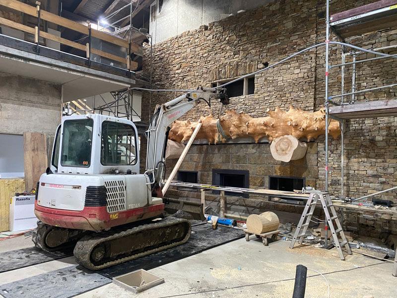 Timberjacks Siegen Gastro